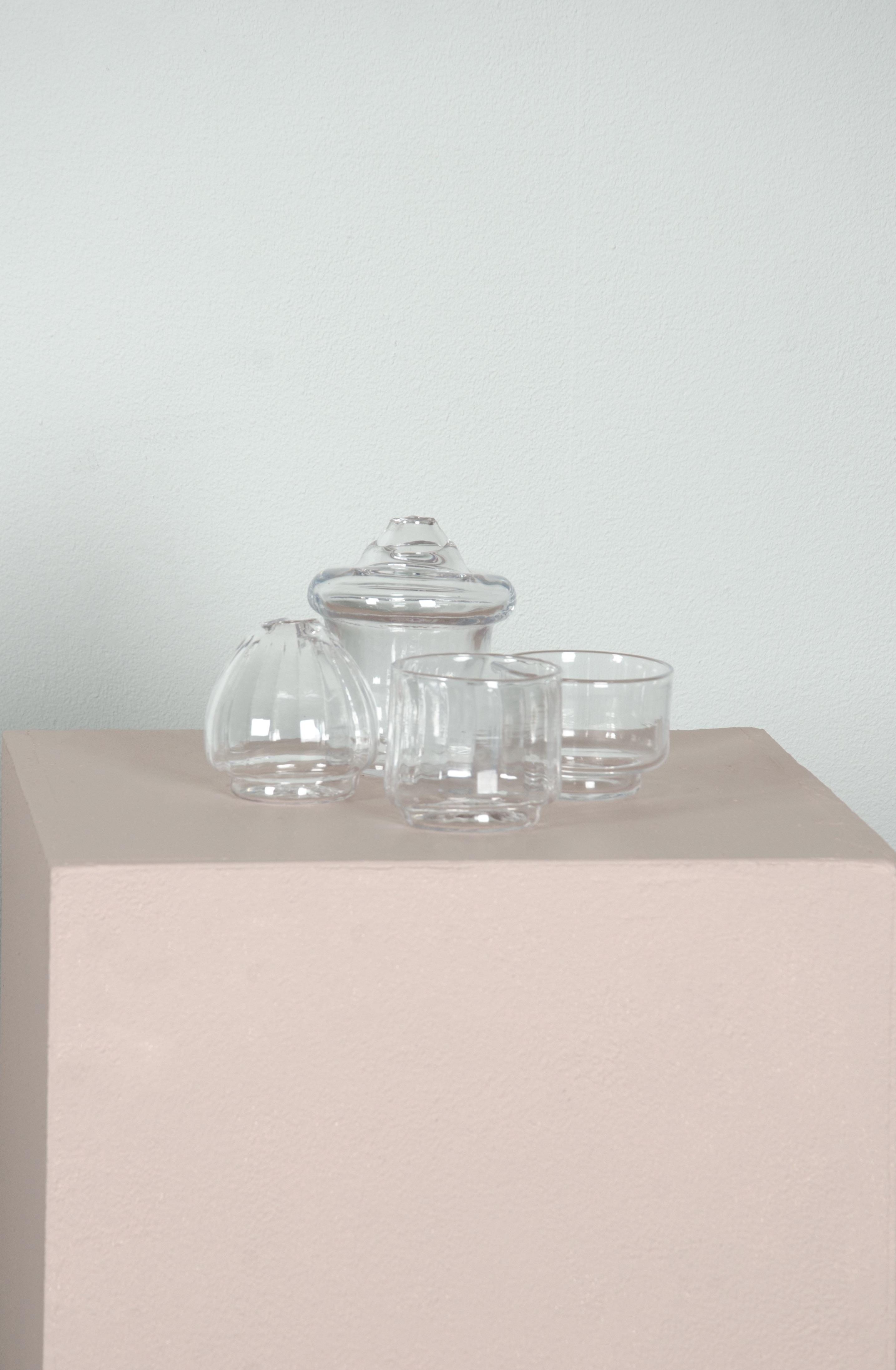 Glas av Elsa Ekdahl